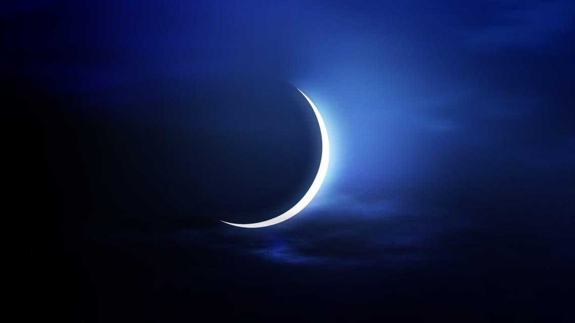 هلال رمضان صورة تعبيرية