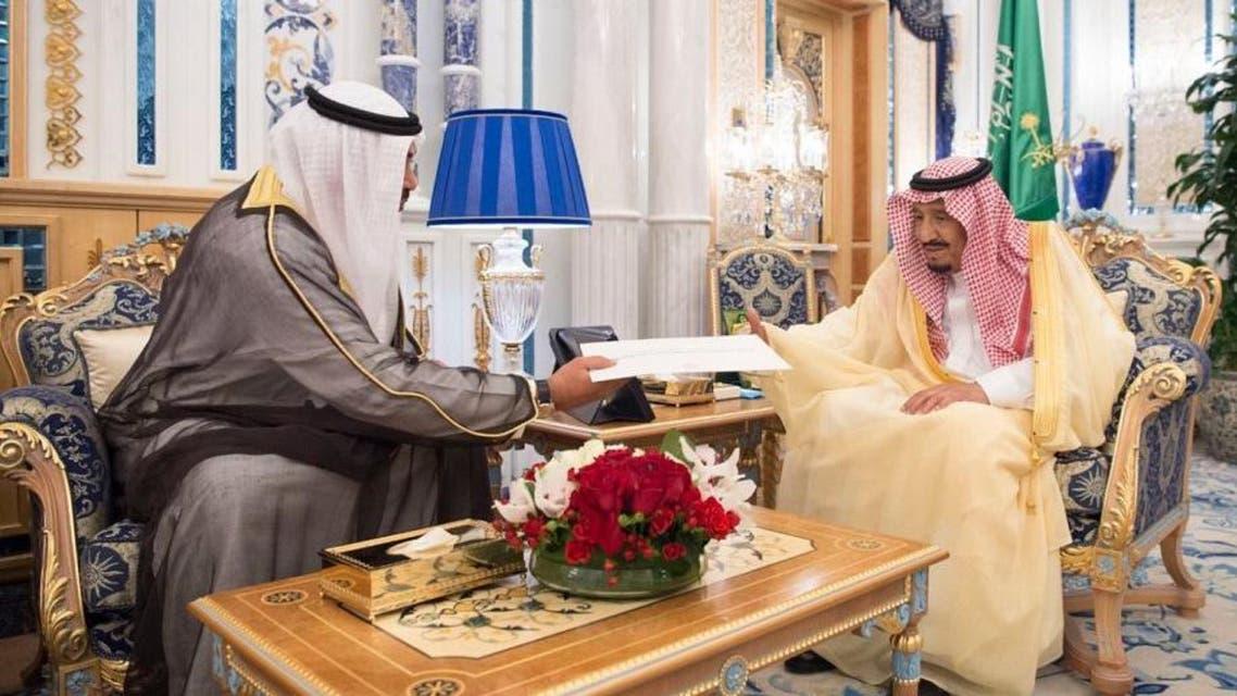 saudi king kuwait emir