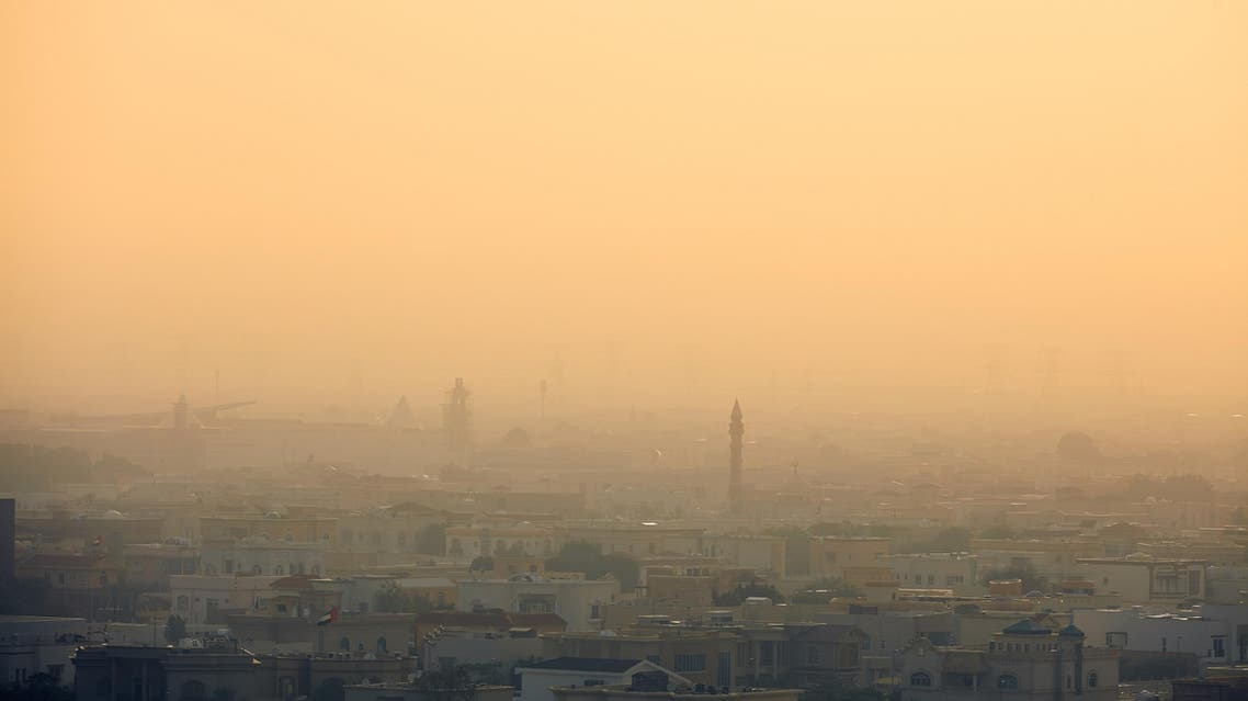 With temperatures reaching 43 degrees Celsius on Sunday, the weather is expected to remain hot and hazy until Tuesday. (Shutterstock)