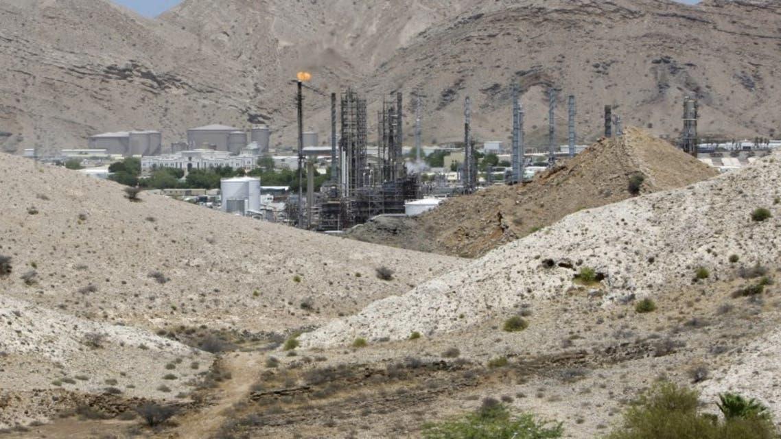 نفط طاقة عمان