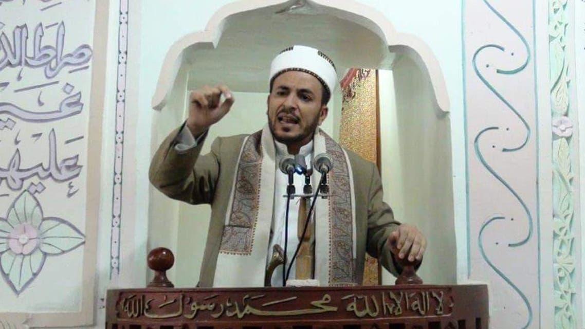 Houthi controversial Imam Taha motawakil