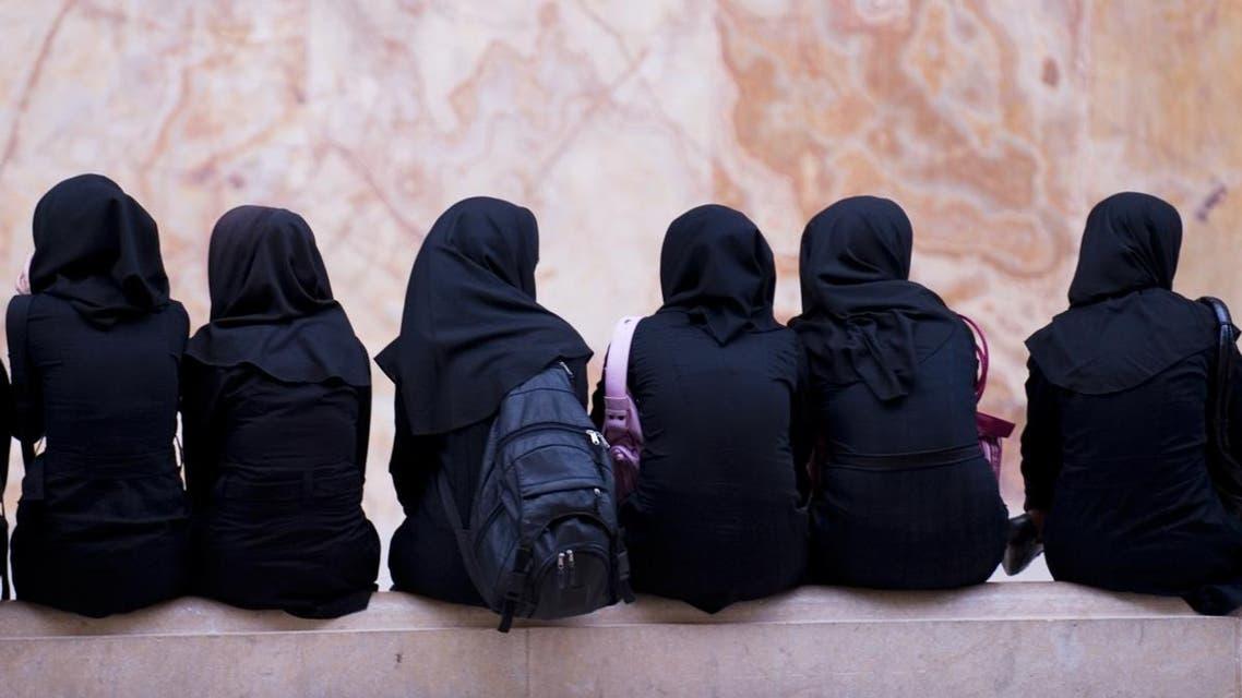 iran schoolgirl shutterstock