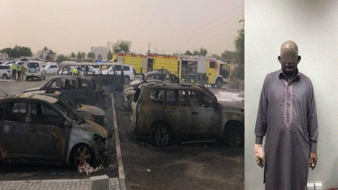 Dubai Outlet Mall fire suspect