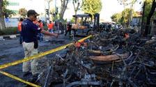 تفجيرات إندونيسيا.. 6 انتحاريين من عائلة واحدة