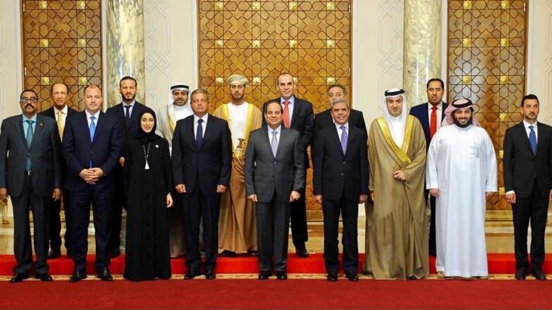 السيسي آل الشيخ