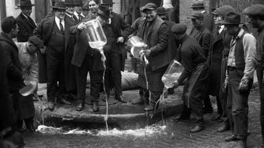 كيف أقدمت أميركا على حظر الكحول خلال القرن الماضي؟