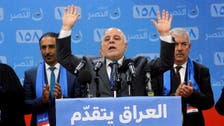Iraq PM Abadi says ready to work with election winners