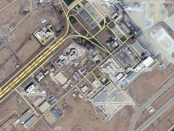 صور أقمار صناعية وحاويات أممية.. جديد غارات إسرائيل بسوريا