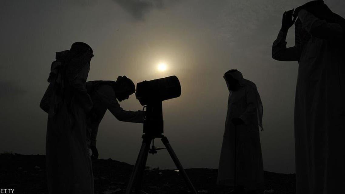 رؤية هلال رمضان