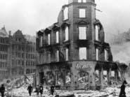 عاصفة نارية أحرقت عشرات الآلاف من سكان مدينة ألمانية