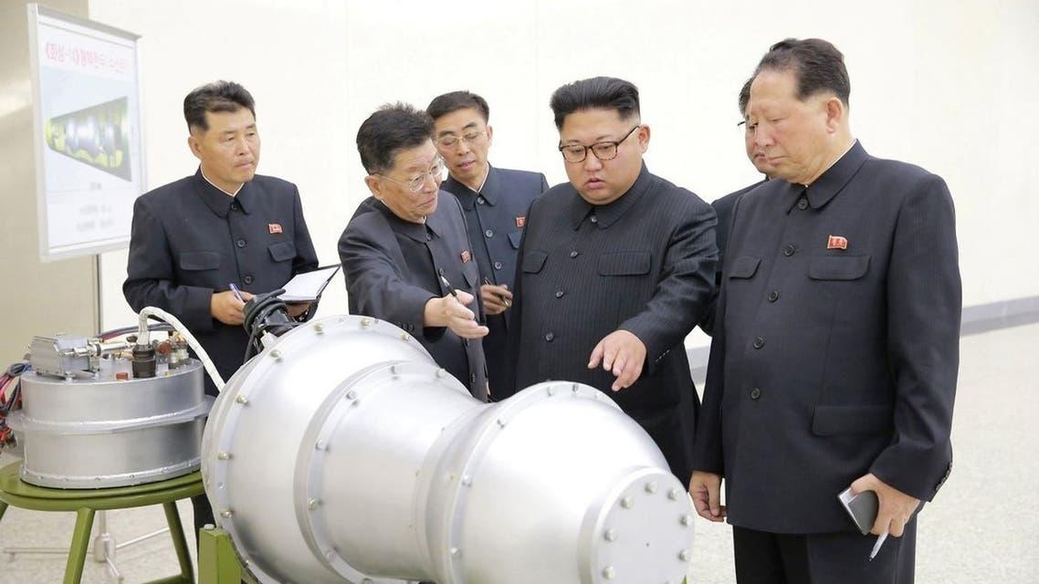كوريا الشمالية لن تتخلى مطلقًا عن أسلحتها النووية