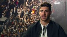 Asensio tells Al Arabiya: Mother's memory brought tears to my eyes at Real Madrid signing