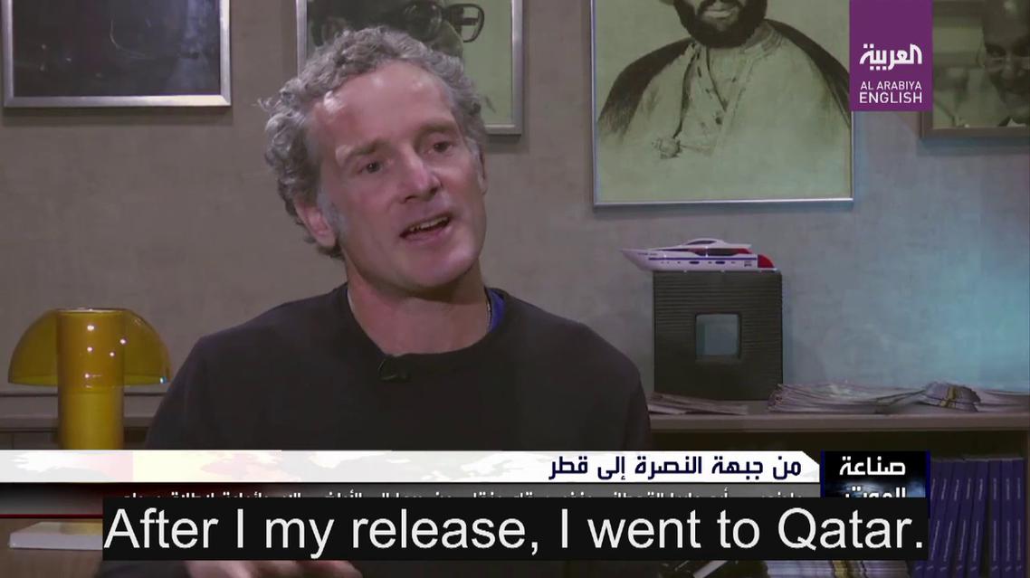 Ex-Nusra hostage Theo Padnos