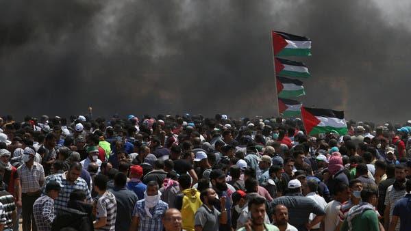 من مواجهات غزة