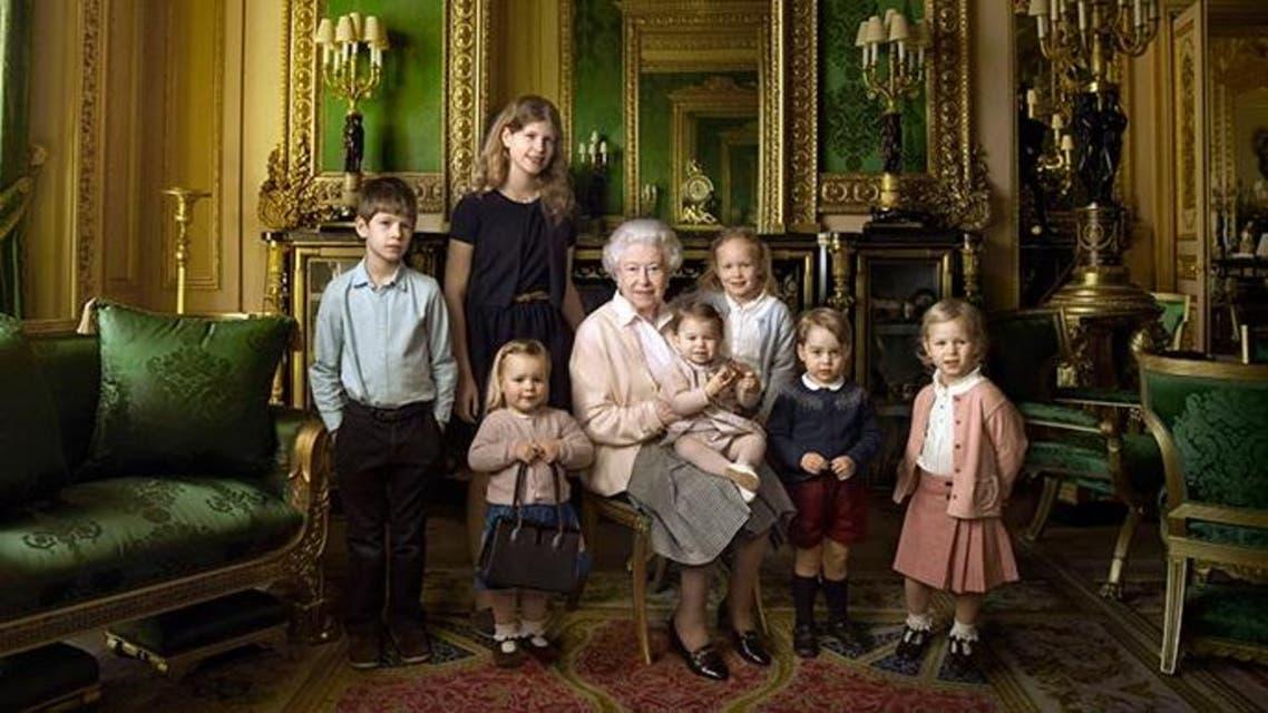 Queen Elizabeth's 90th birthday