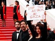 ممثلة لبنانية تصرخ من مهرجان كان: أوقفوا الهجوم على غزة