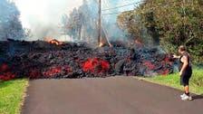 Homeowners scramble as Hawaii volcano continues to emit lava, ash
