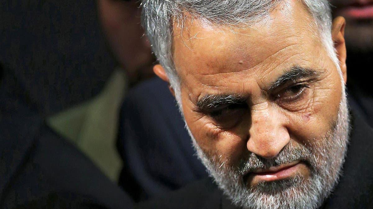 قاسم سلیمانی، فرمانده کشتهشده سپاه قدس ایران