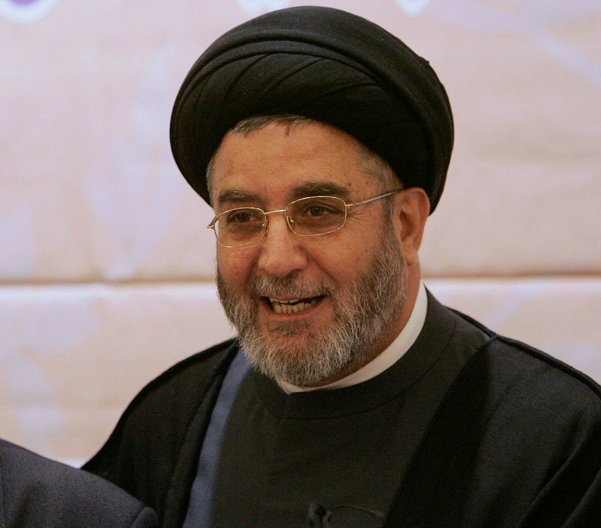 Ibrahim Amin al-Sayyed, head of Hezbollah political bureau pictured. (File photo: AP)
