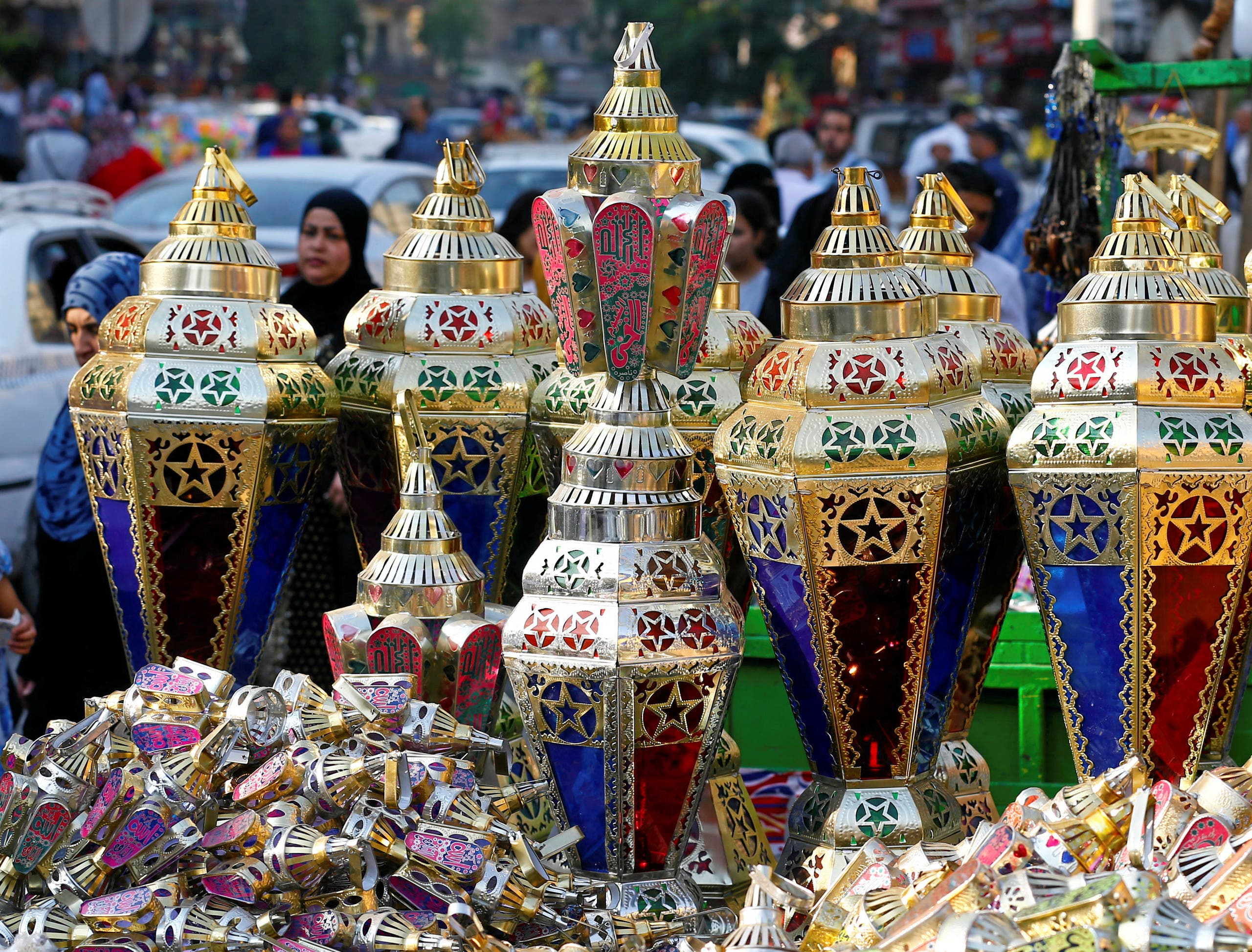 ramadan. (Reuters)