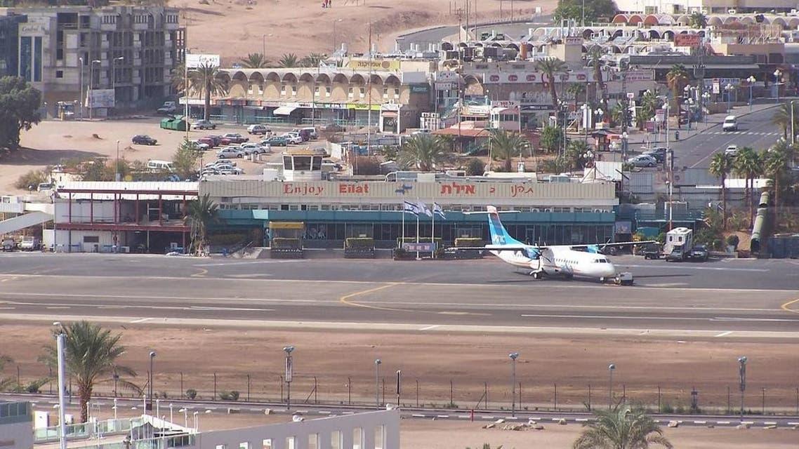 مطار إيلات