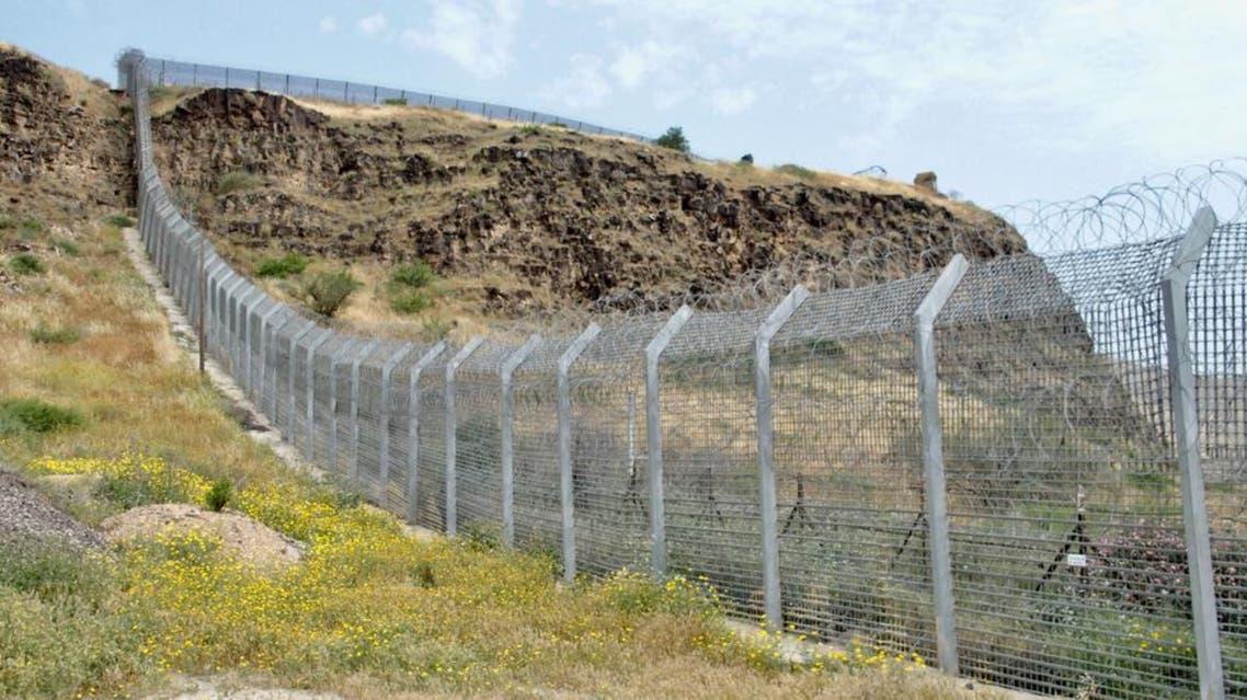 The border between Israel and Jordan. (Shutterstock)