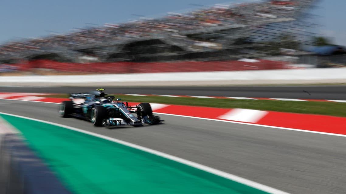car racing formula e one. (Reuters)