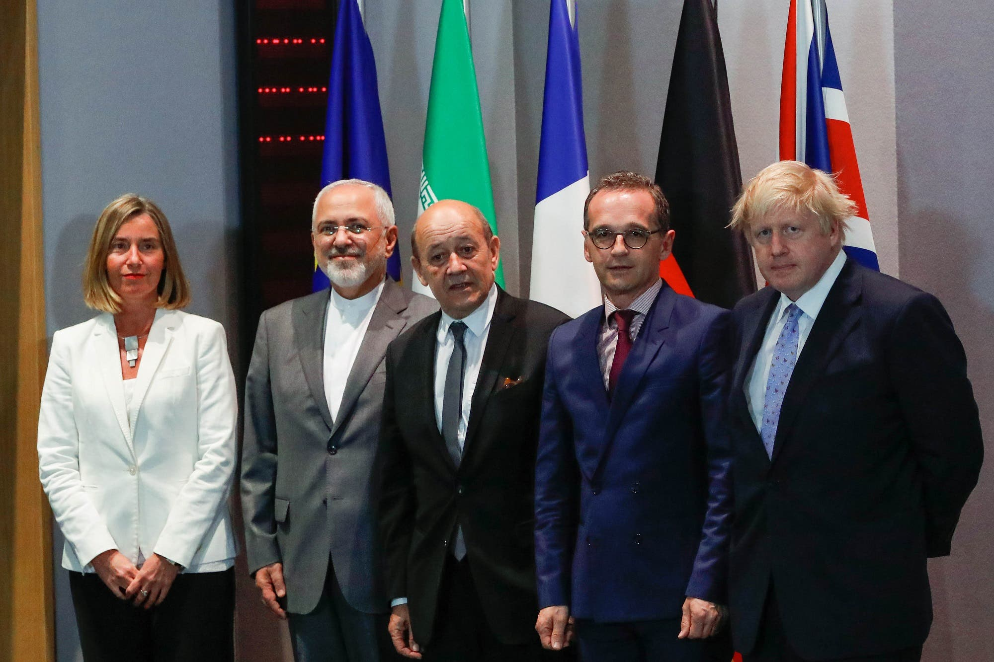 EU officials say they are revamping the blocking statute to encompass US President Donald Trump's May 8 decision to revive Iran-related sanctions. (File photo: AFP)