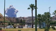 شام: حماۃ کے فوجی اڈے پر دھماکے میں 28 سرکاری فوجی ہلاک