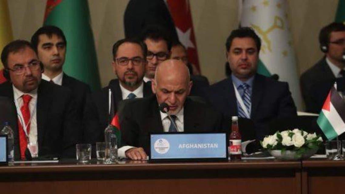 """افغانهای زیادی نسبت به فلسطینیها جانهای شانرا از دست دادهاند. اما، من خود را مکلف دانستم تا در این نشست فوقالعاده برای اظهار همدردی و همدلی هموطنانم با مردم فلسطین، اشتراک کنم."""""""