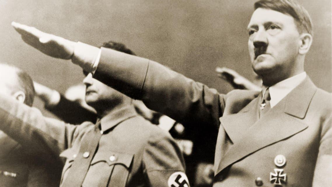 Adolf Hitler. (Shutterstock)