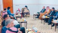 مقتدیٰ الصدر کی عرب سفیروں سے ملاقات، ایرانی سفیر غائب