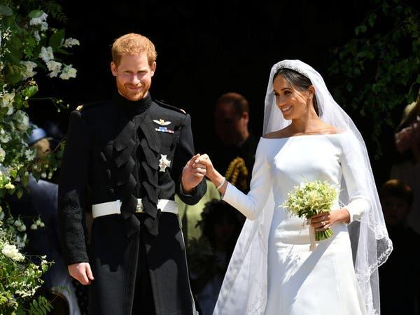 بالصور.. زفاف الأمير هاري وميغان ماركل