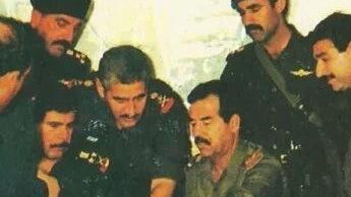 درگذشت فرمانده سپاه قدس صدام حسین و فرمانده نبرد فاو با ایران