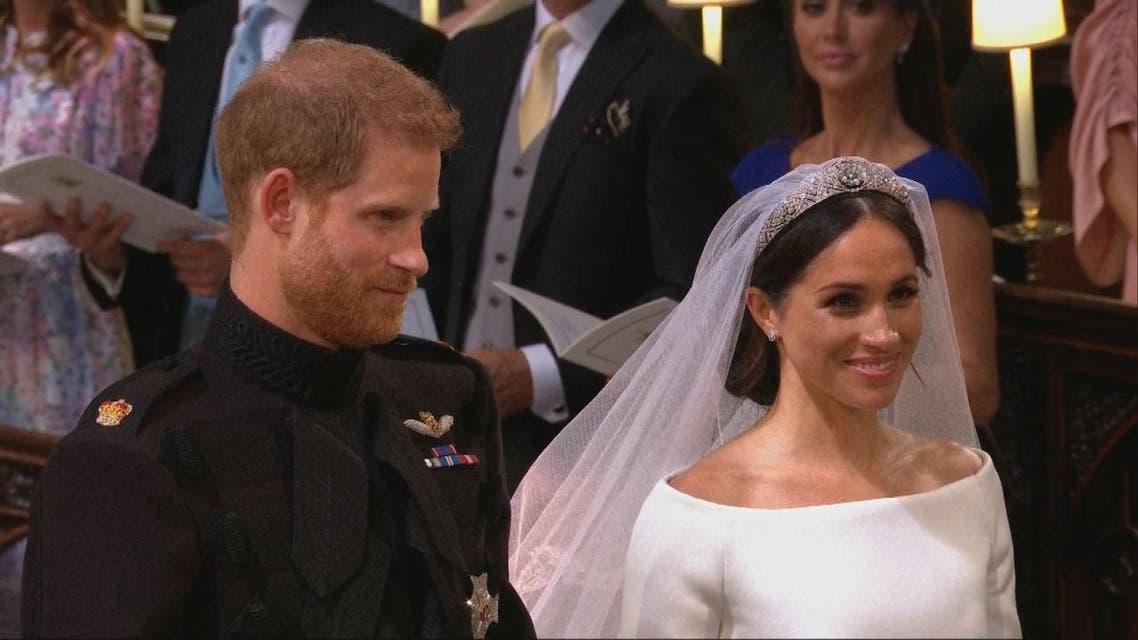 THUMBNAIL_ إعلان الأمير هاري وميغان ماركل زوجين رسميا