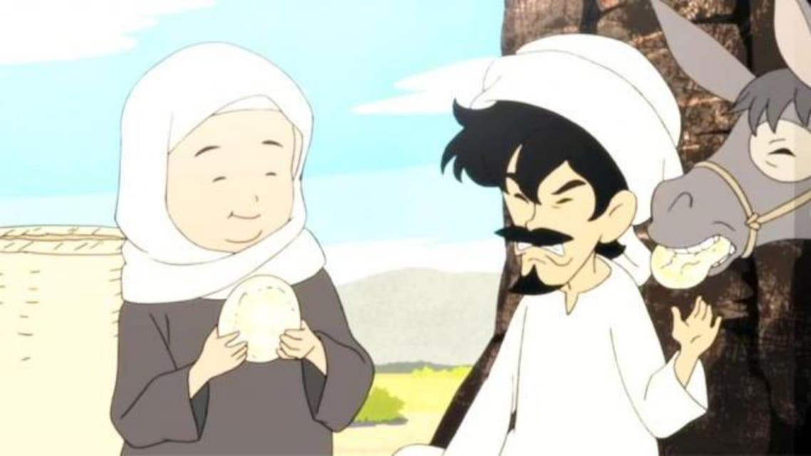 Tokyo TV station shows first Saudi animation production in Japanese media