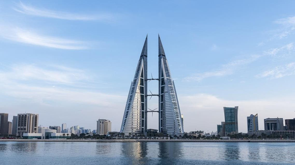 View of the World Trade Center and other high rise buildings in Manama. (Shutterstock)