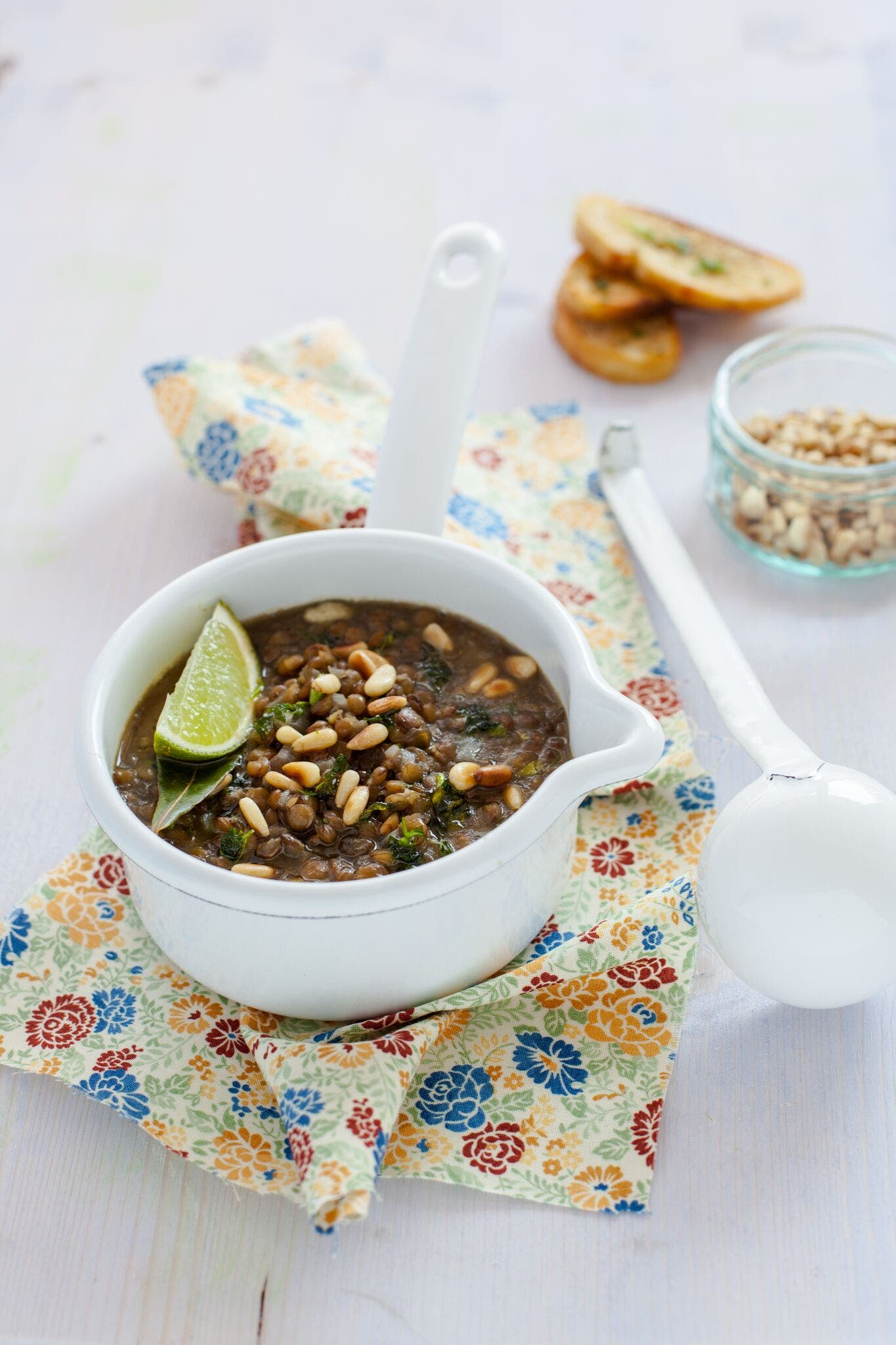Not only is brown lentil soup nutritious, importantly for Ramadan cooking, it is quick and easy to make. (sudeshna)