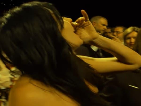 فيديو لمخرجة لبنانية تزغرد بعد فوزها في مهرجان كان