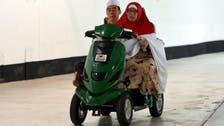 حرمِ مکّی : فری شٹل سروس کے لیے 9 ہزار چھوٹی سواریاں