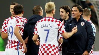 زلاتكو يعلن قائمة كرواتيا النهائية للمونديال