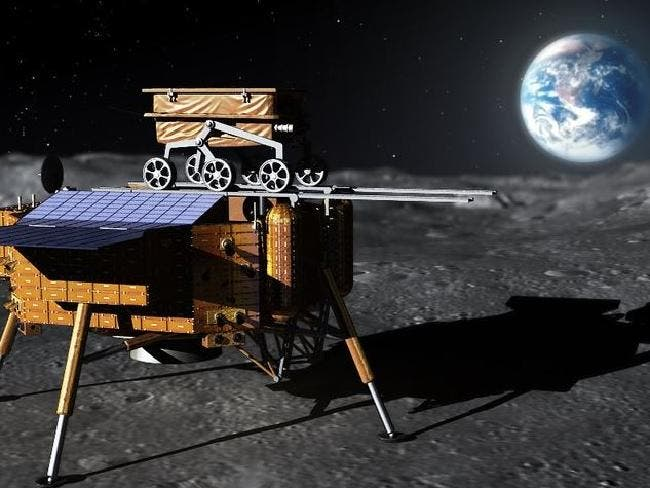 China launches moon mission with Saudi optical camera technology