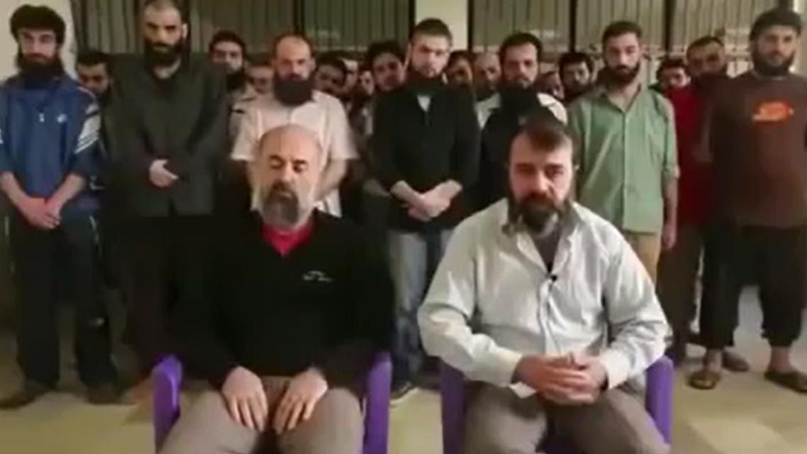 أسرى النظام السوري