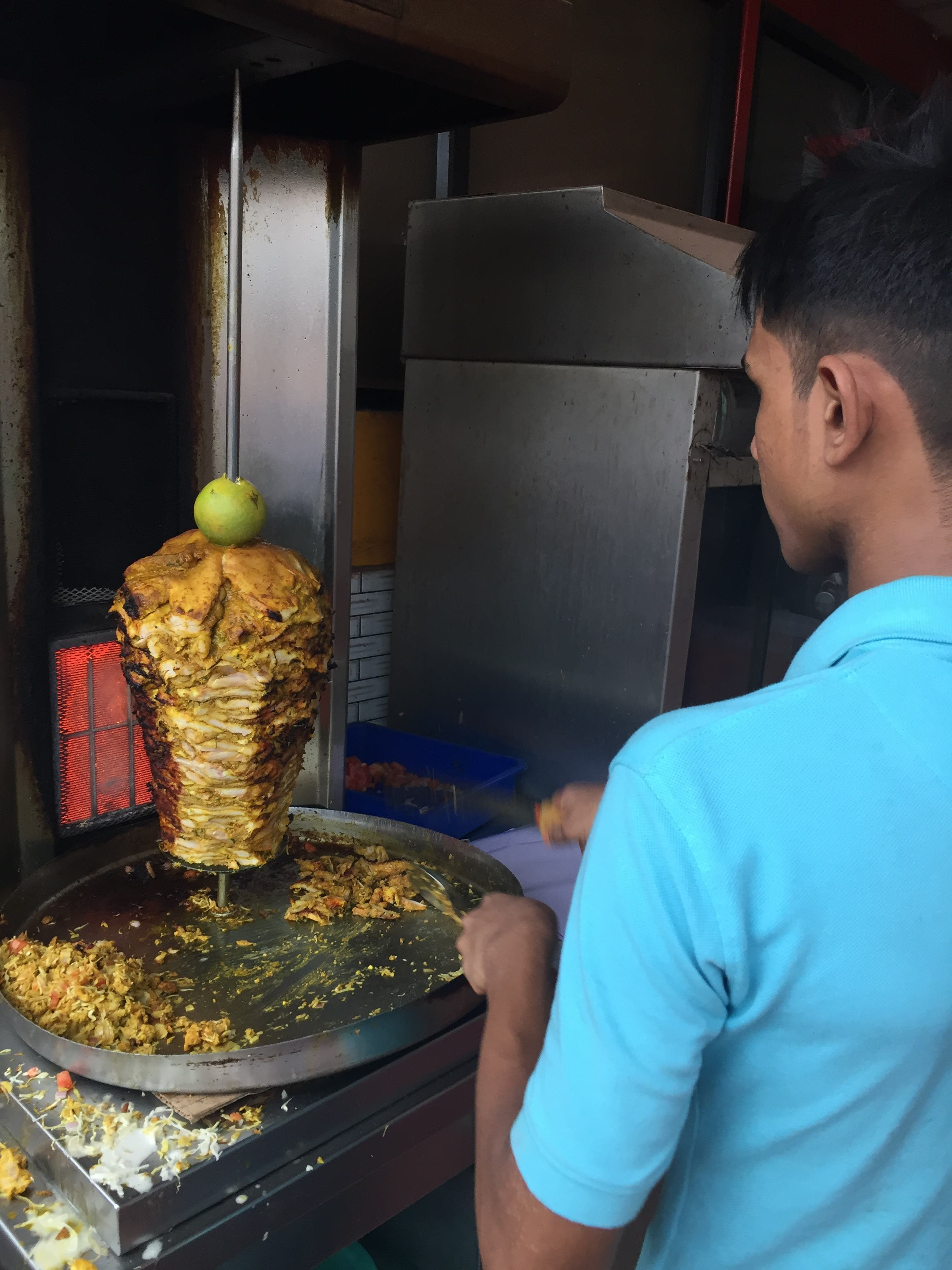 In Kochi, the Arabian delicacy seems to have captured the imagination of the city's youth. (Supplied)