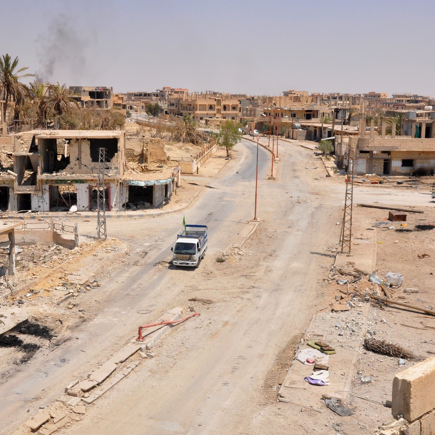 مسؤول أميركي: غارات إسرائيل في سوريا تمت بمعلومات منا
