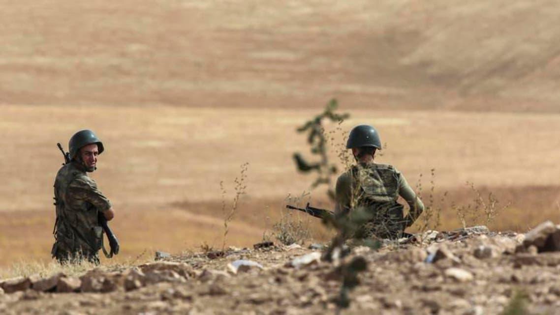 Syrian Soldier