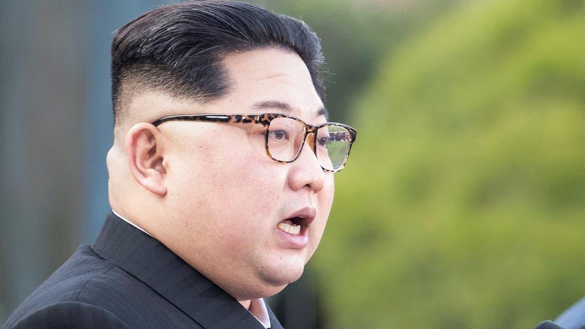 North Korea Kim Jong Un. (Reuters)j