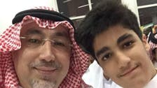 Saudi dad tells heartbreaking story about son's rare cancer, vows to find cure