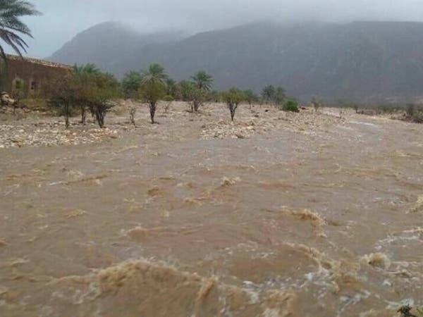 إعصار مكونو.. إعلان سقطرى اليمنية محافظة منكوبة