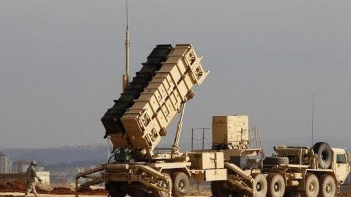 الدفاع الجوي السعودي